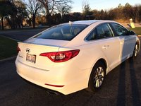 Picture of 2015 Hyundai Sonata SE FWD, exterior, gallery_worthy