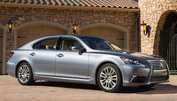 2016 Lexus LS 460 Picture Gallery