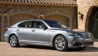Lexus LS 460 Overview