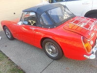 1972 MG Midget Picture Gallery