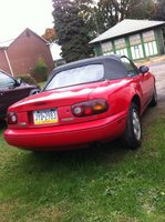Picture of 1993 Mazda MX-5 Miata, exterior