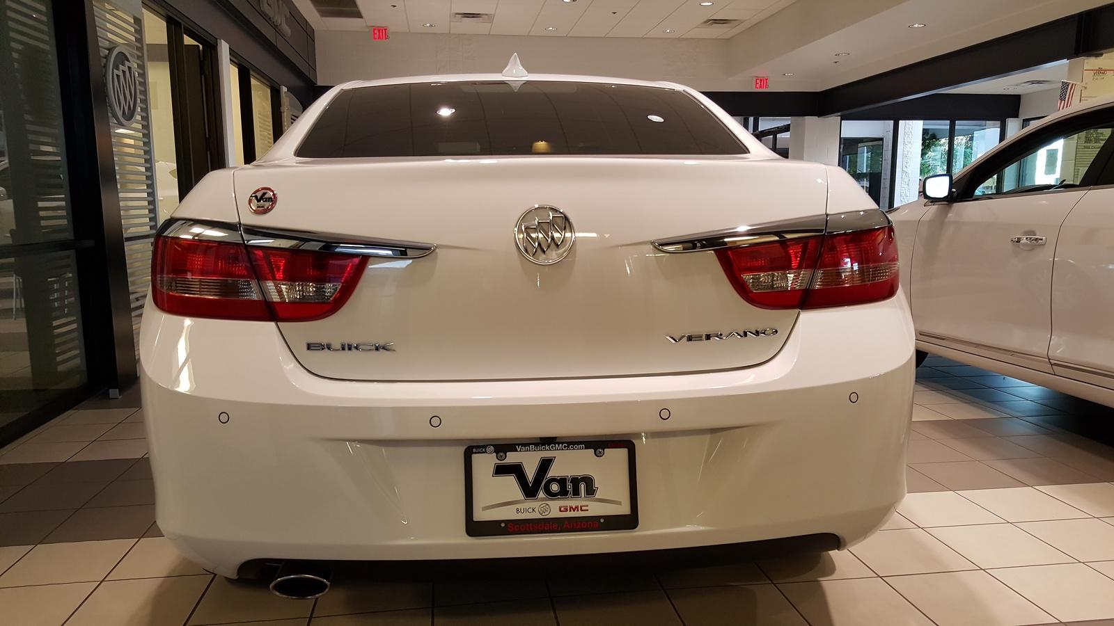 Picture of 2015 Buick Verano Convenience