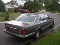 Picture of 1984 Mercedes-Benz 500-Class 500SEL Sedan, exterior