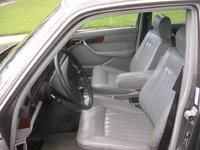 Picture of 1984 Mercedes-Benz 500-Class 500SEL Sedan, interior