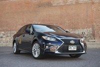 Lexus ES 350 Overview