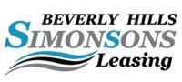Simonsons Leasing of Beverly Hills logo