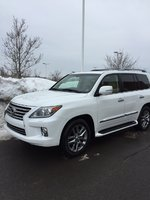 Picture of 2015 Lexus LX 570 Base