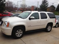 Picture of 2012 GMC Yukon SLT 4WD, exterior, gallery_worthy