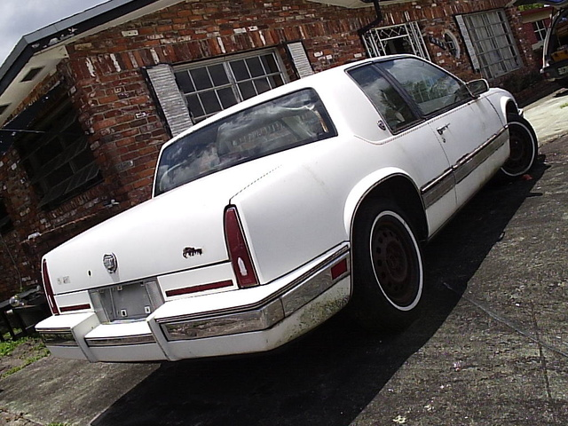 Picture of 1986 Cadillac Eldorado