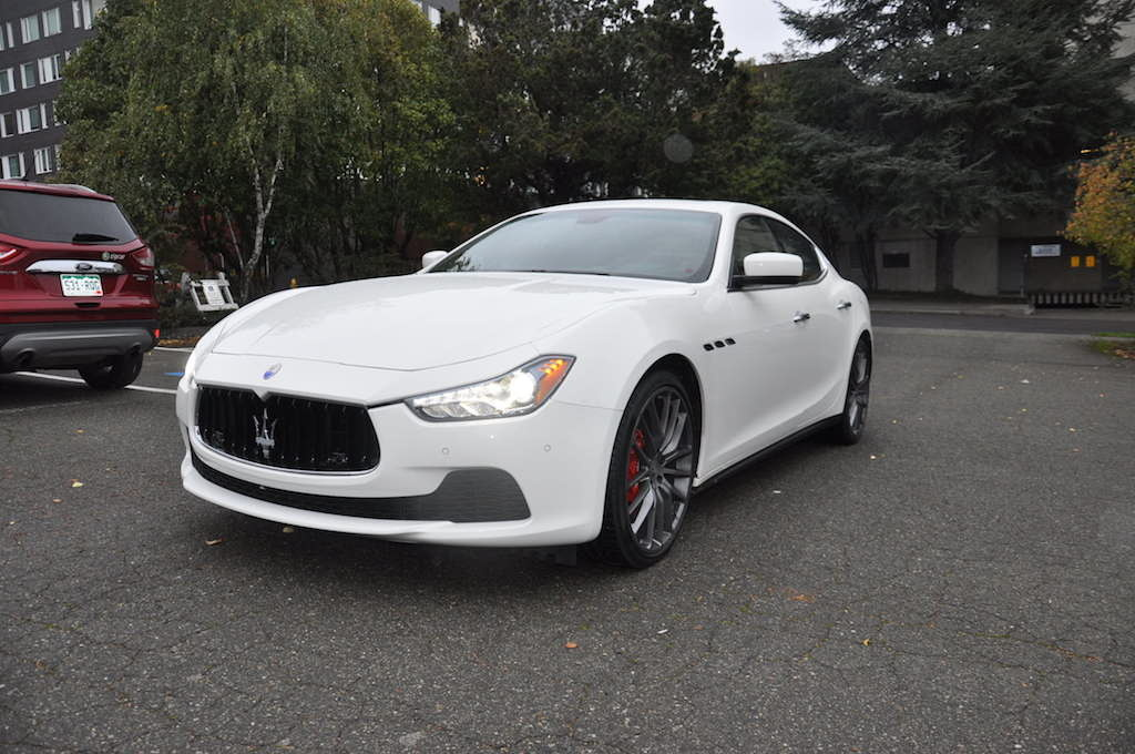 2015 Maserati Ghibli Overview Cargurus