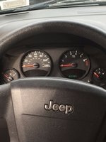 Picture of 2009 Jeep Compass Limited 4WD, interior