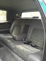 Picture of 1993 Mercury Cougar 2 Dr XR7 Coupe, interior