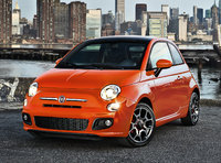 2016 Fiat 500 Picture Gallery