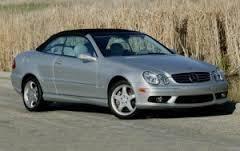 MercedesBenz CLKClass Questions  Can a Mercedesbenz 2004 CLK