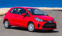 2016 Toyota Yaris Picture Gallery