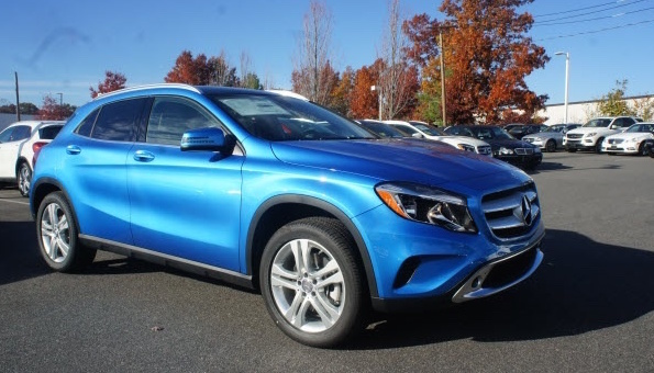 2016 2017 mercedes benz gla class for sale in your area. Black Bedroom Furniture Sets. Home Design Ideas