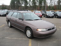 Picture of 1996 Subaru Legacy 4 Dr LS AWD Wagon, exterior
