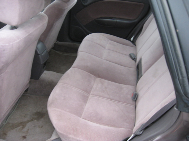 Picture of 1996 Subaru Legacy 4 Dr LS AWD Wagon, interior