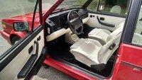 Picture of 1992 Volkswagen Cabriolet Wolfsburg Classic, interior, gallery_worthy