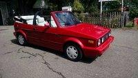 Picture of 1992 Volkswagen Cabriolet Wolfsburg Classic, exterior, gallery_worthy