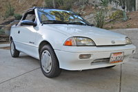 Picture of 1991 Geo Metro 2 Dr LSi Convertible, exterior