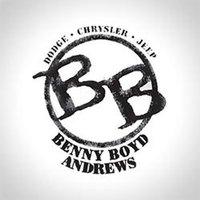 Benny Boyd Andrews logo