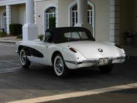 Picture of 1959 Chevrolet Corvette Convertible Roadster, exterior