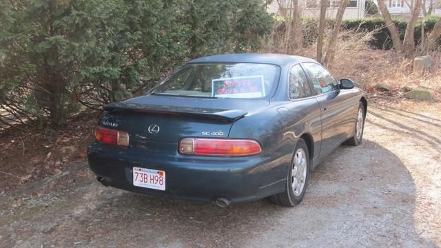 Picture of 1997 Lexus SC 400 Base