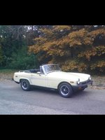 1976 MG Midget Picture Gallery