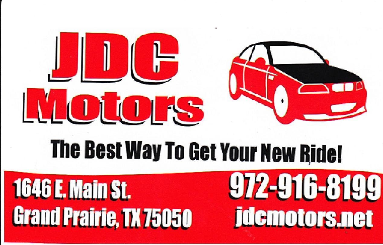 Jdc Motors Grand Prairie Tx Read Consumer Reviews