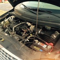Picture of 1995 GMC Jimmy 4 Dr SLT 4WD SUV, engine
