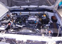 Picture of 1998 Nissan Pathfinder 4 Dr SE 4WD SUV, engine