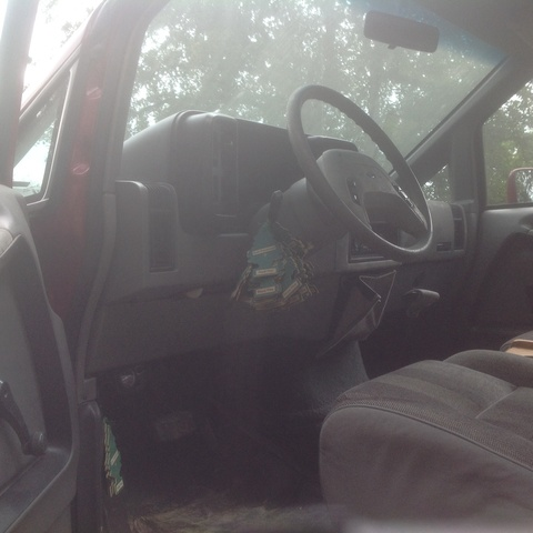Picture of 1991 Ford Aerostar 3 Dr STD Cargo Van, interior