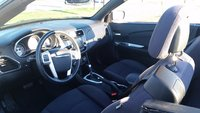 Picture of 2013 Chrysler 200 Touring Convertible, interior, gallery_worthy
