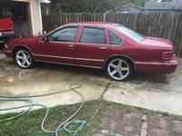 1996 Chevrolet Caprice Base, Clean!, exterior