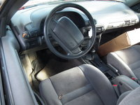 Picture of 1996 Chevrolet Beretta Z26, interior