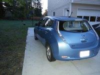 Picture of 2012 Nissan Leaf SL, exterior