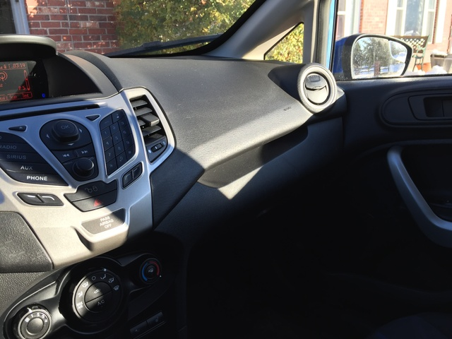 2011 Ford Fiesta Pictures Cargurus