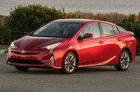 2016 Toyota Prius, Front-quarter view, exterior, manufacturer, gallery_worthy