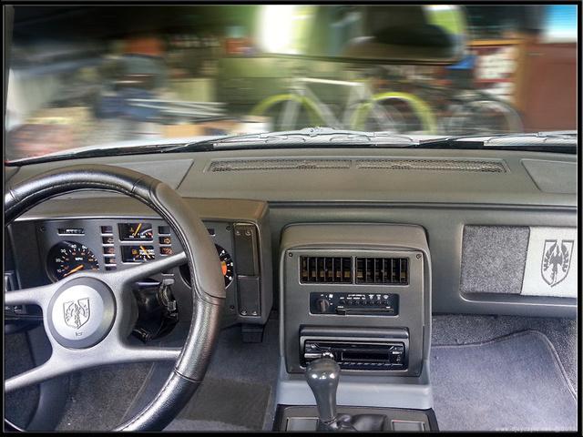 Picture of 1984 Pontiac Fiero Base, interior, gallery_worthy