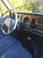 Picture of 1988 Ford Bronco II XLT 4WD, interior