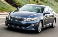 2016 Kia Optima Hybrid Picture Gallery