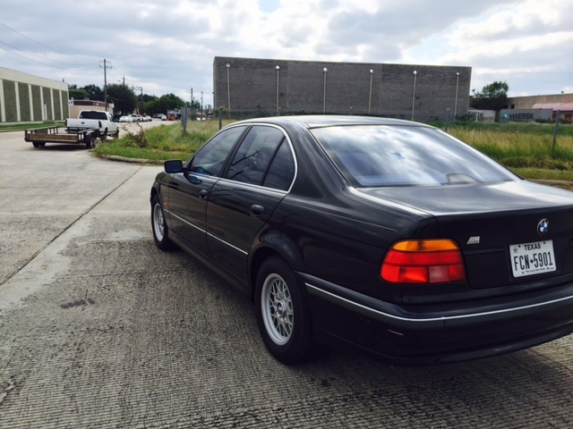 1996 Bmw 5 Series Overview Cargurus