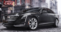 2016 Cadillac CT6, Front-quarter view. Copyright General Motors., exterior, manufacturer, gallery_worthy