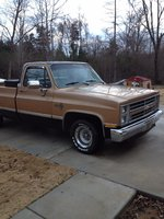 1985 Chevrolet C10 Overview