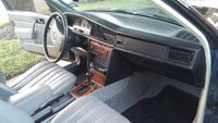 Picture of 1987 Mercedes-Benz 190-Class 190E 2.3 Sedan, interior