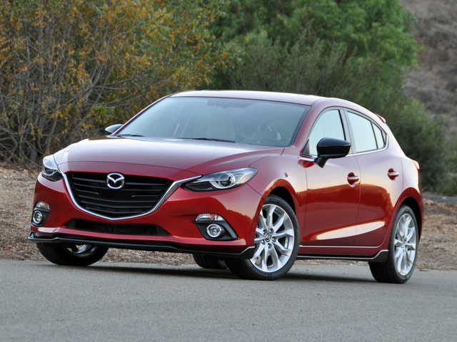 2016 Mazda MAZDA3 s Grand Touring Hatchback, 2016 Mazda Mazda3 s Grand Touring, exterior, gallery_worthy