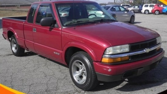 2003 s10 chevy truck