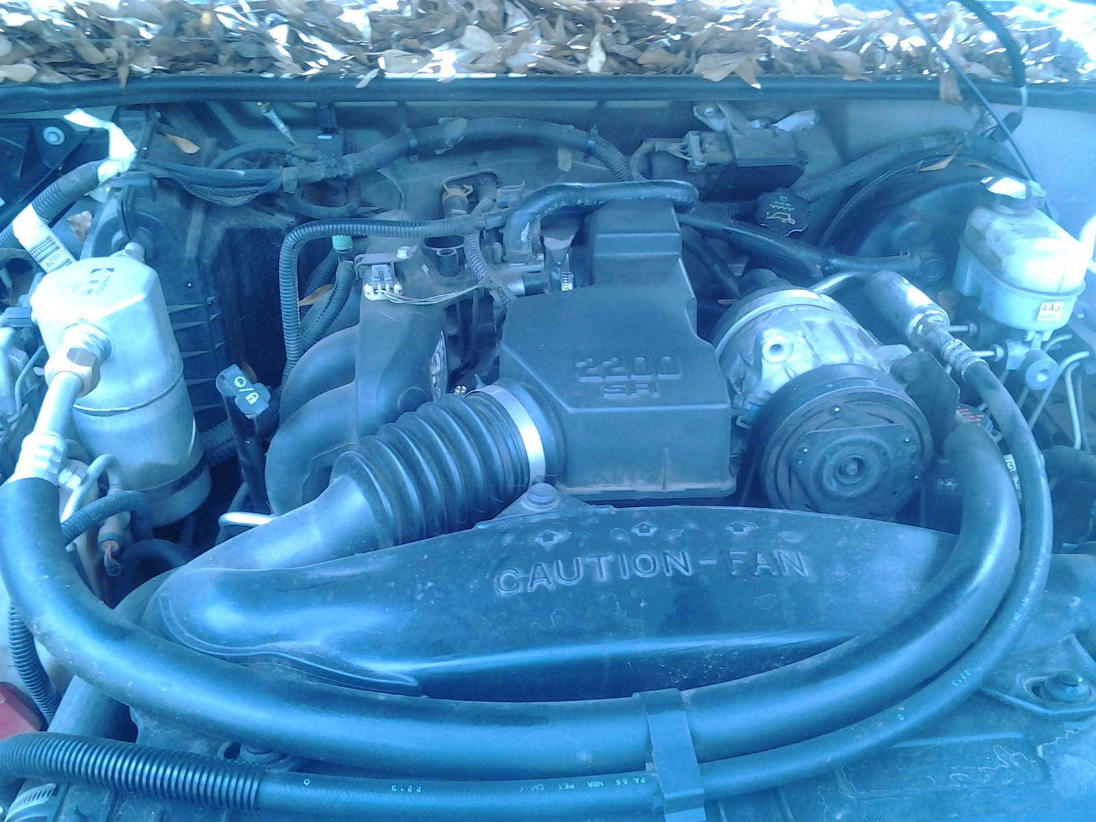 2002 chevrolet engine serial number