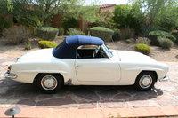 1961 Mercedes-Benz SL-Class Overview